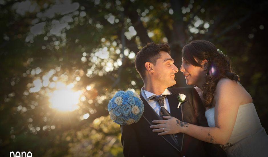 La boda de Javi y Laura en Navarrete, La Rioja