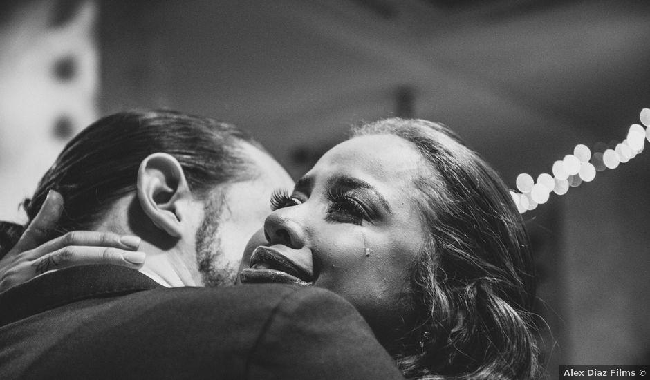 La boda de Rodrigo y Shelika en Navalafuente, Madrid