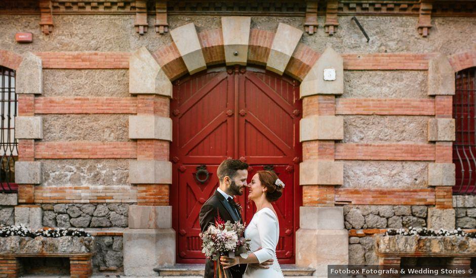 La boda de Fredi y Vero en Sant Cugat Del Valles, Barcelona