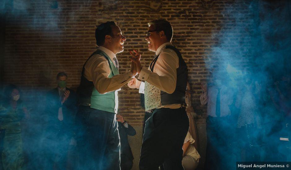 La boda de Fernando y Alejandro en Boadilla Del Monte, Madrid