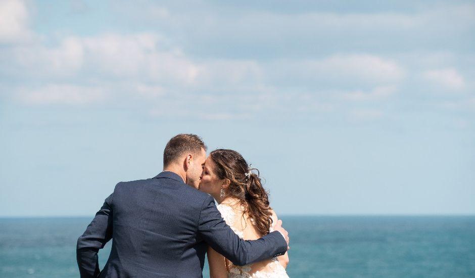 La boda de Alimbek y Alessandra en Santander, Cantabria