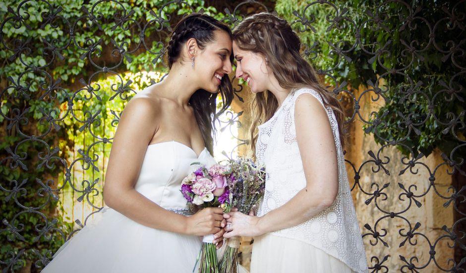 La boda de Raphaela y Dàlia  en Montferri, Tarragona