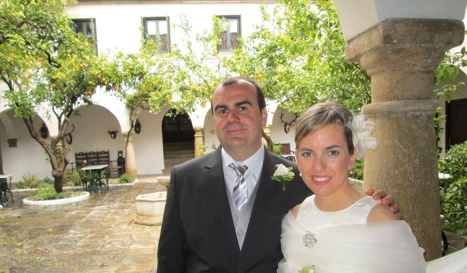 La boda de Raúl y Olaiz en Castellar De La Frontera, Cádiz