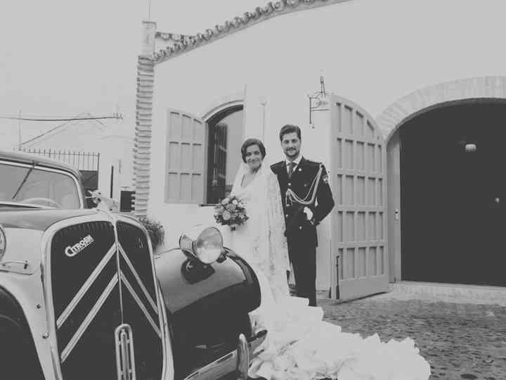 La boda de Marga y Mario