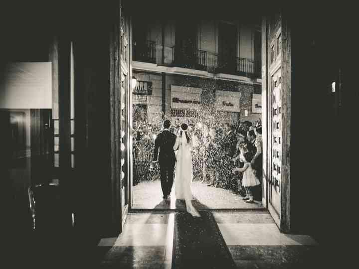 La boda de Mar y Jose