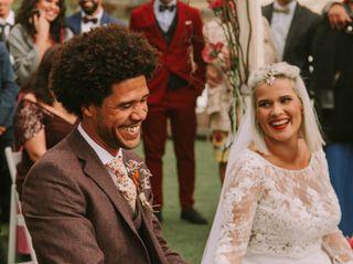 La boda de Ita y Leo