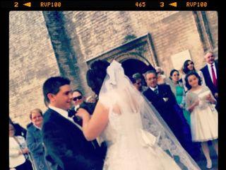 La boda de Sheila y David 1