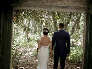 La boda de Carla y Alex