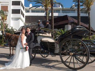 La boda de Sabrina y Fran