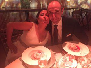La boda de Fany y Raúl