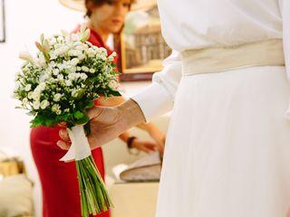 La boda de Salud y Ángel 1