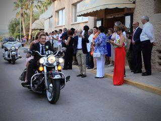 La boda de Alexandra y Carlos 2