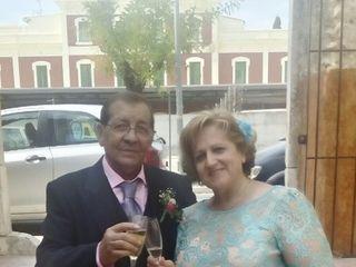 La boda de Toñi y Francisco 1