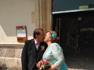 La boda de Toñi y Francisco
