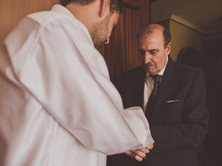 La boda de Andrea y Ismael 1