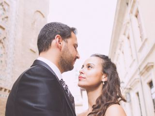 La boda de Andrea y Ismael