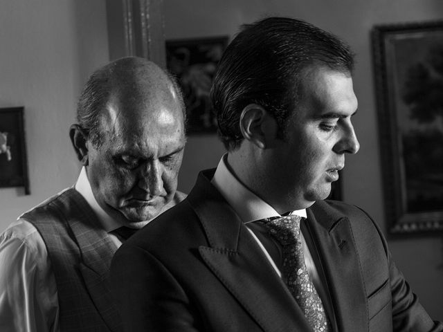 La boda de Juan y Anabel en Galaroza, Huelva 8