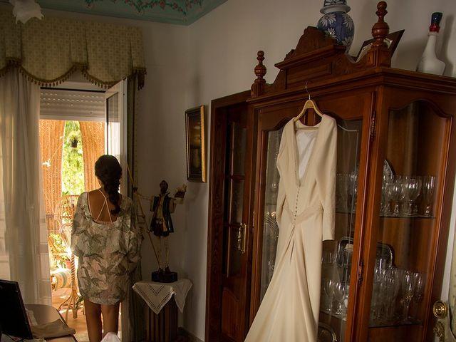 La boda de Juan y Anabel en Galaroza, Huelva 10