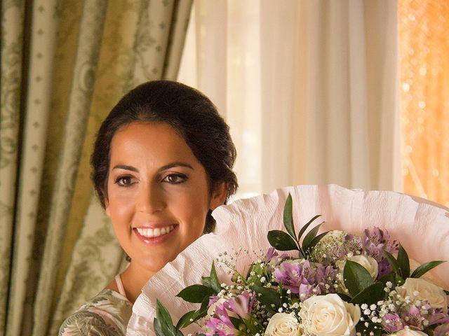 La boda de Juan y Anabel en Galaroza, Huelva 11