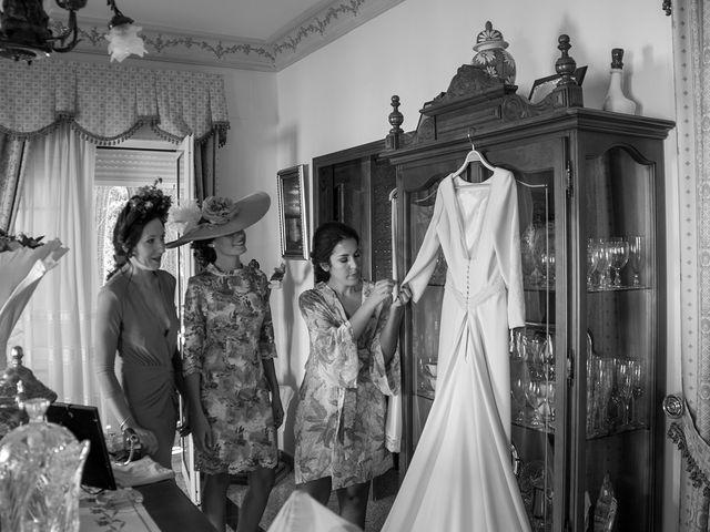 La boda de Juan y Anabel en Galaroza, Huelva 13