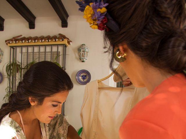 La boda de Juan y Anabel en Galaroza, Huelva 16