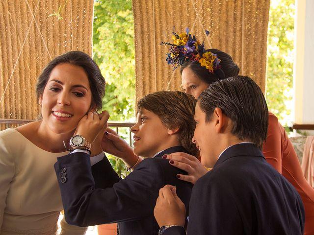 La boda de Juan y Anabel en Galaroza, Huelva 19