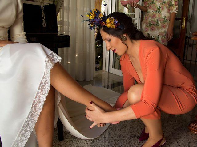 La boda de Juan y Anabel en Galaroza, Huelva 22