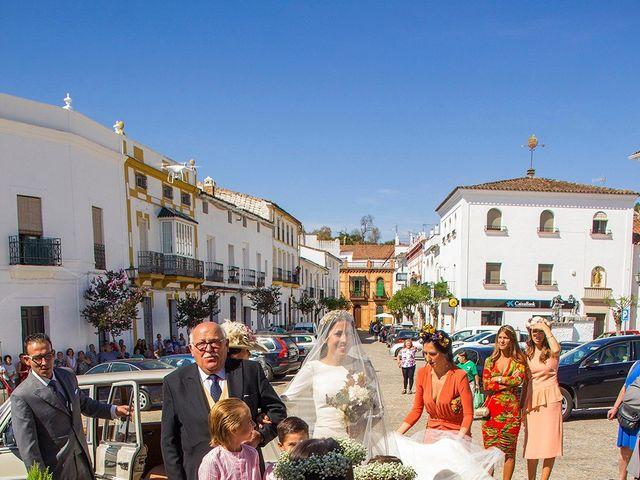 La boda de Juan y Anabel en Galaroza, Huelva 26