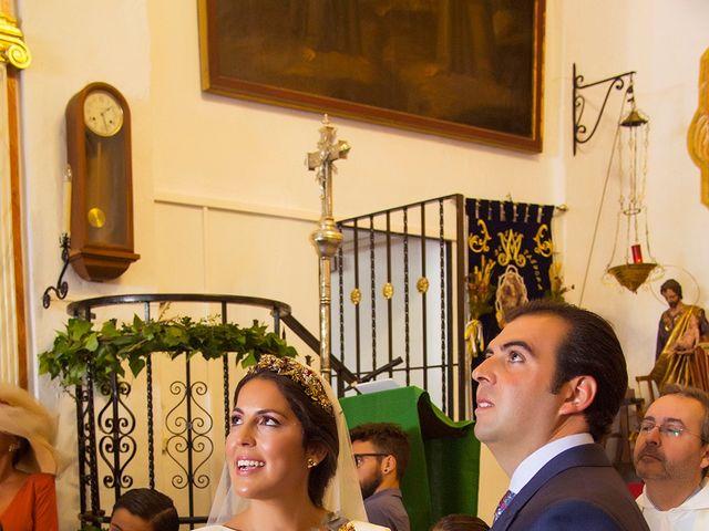 La boda de Juan y Anabel en Galaroza, Huelva 27
