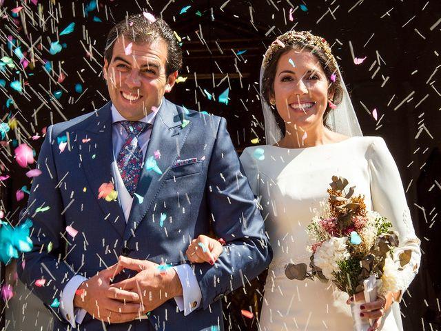 La boda de Juan y Anabel en Galaroza, Huelva 29