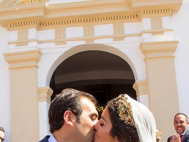 La boda de Juan y Anabel en Galaroza, Huelva 30