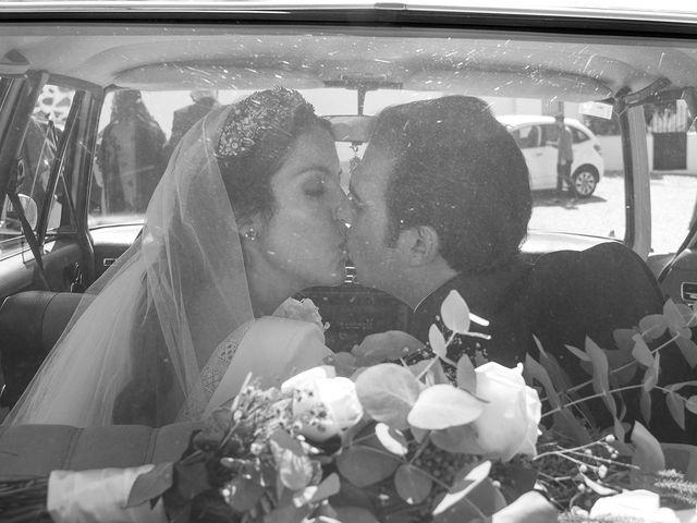 La boda de Juan y Anabel en Galaroza, Huelva 31