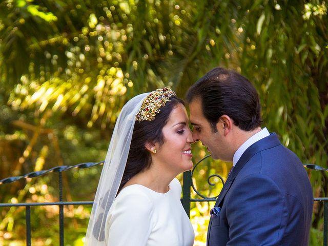 La boda de Juan y Anabel en Galaroza, Huelva 33
