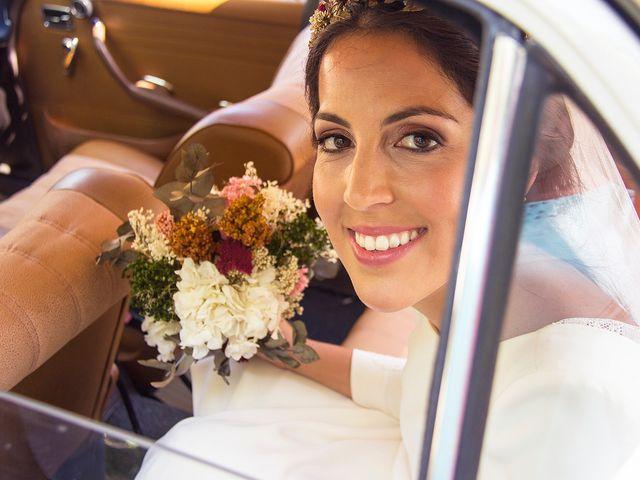 La boda de Juan y Anabel en Galaroza, Huelva 34