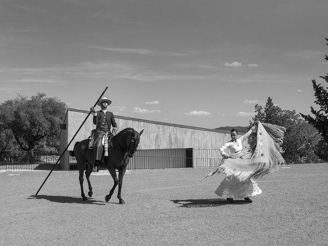 La boda de Juan y Anabel en Galaroza, Huelva 38