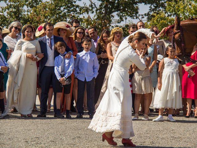 La boda de Juan y Anabel en Galaroza, Huelva 40