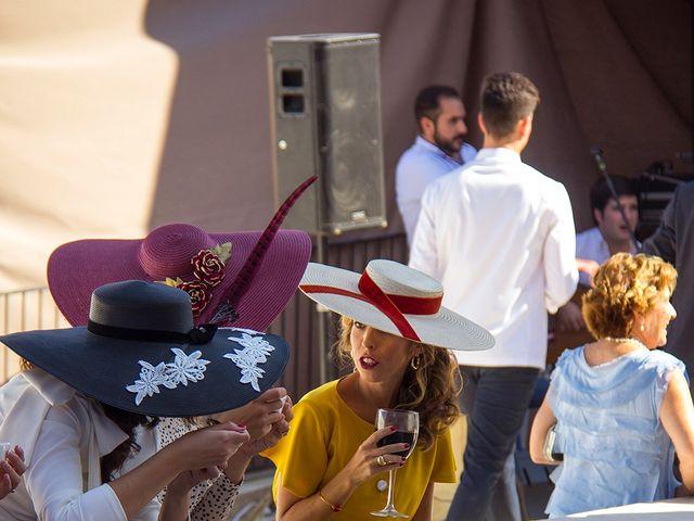 La boda de Juan y Anabel en Galaroza, Huelva 42
