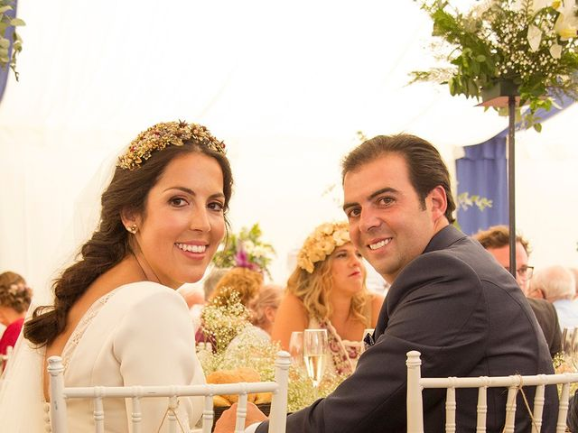 La boda de Juan y Anabel en Galaroza, Huelva 43