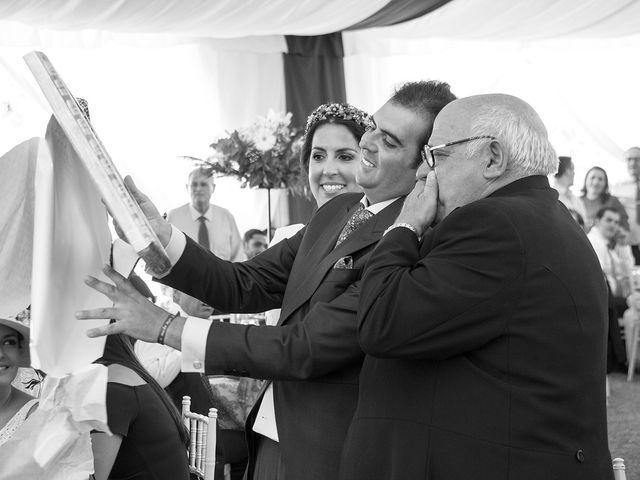 La boda de Juan y Anabel en Galaroza, Huelva 44