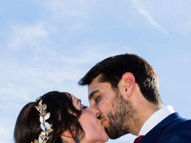 La boda de Miguel y Mise en Esquivias, Toledo 3