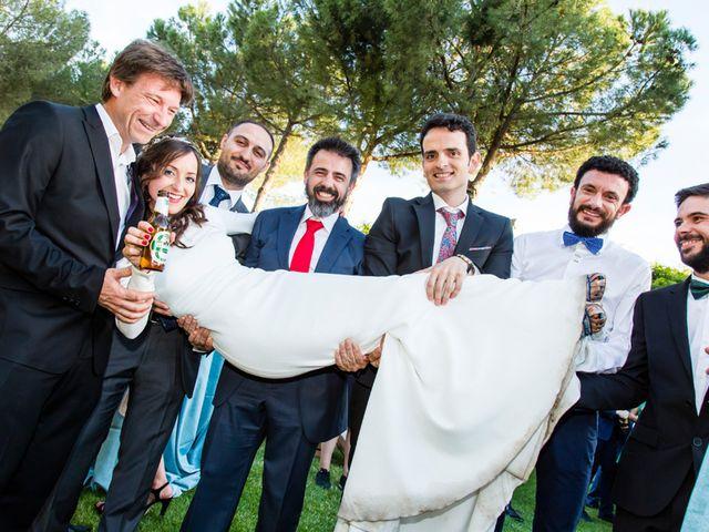 La boda de Miguel y Mise en Esquivias, Toledo 6