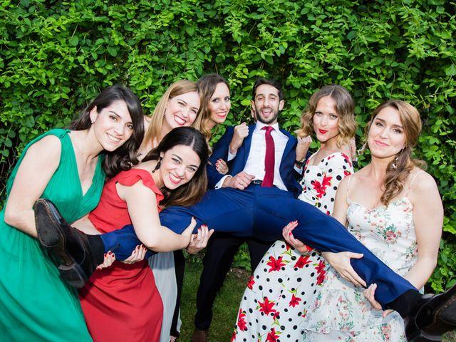 La boda de Miguel y Mise en Esquivias, Toledo 7