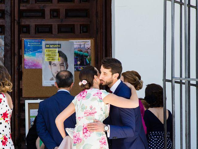 La boda de Miguel y Mise en Esquivias, Toledo 12