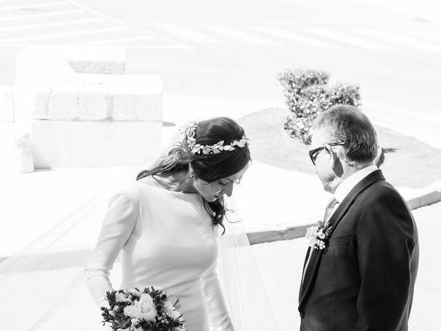 La boda de Miguel y Mise en Esquivias, Toledo 13