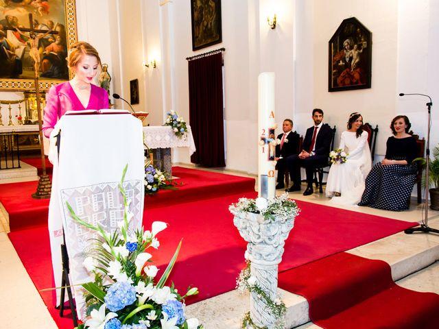 La boda de Miguel y Mise en Esquivias, Toledo 16