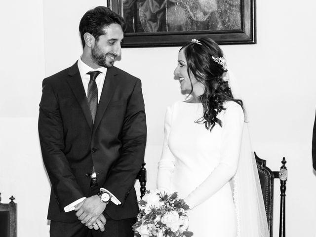 La boda de Miguel y Mise en Esquivias, Toledo 17