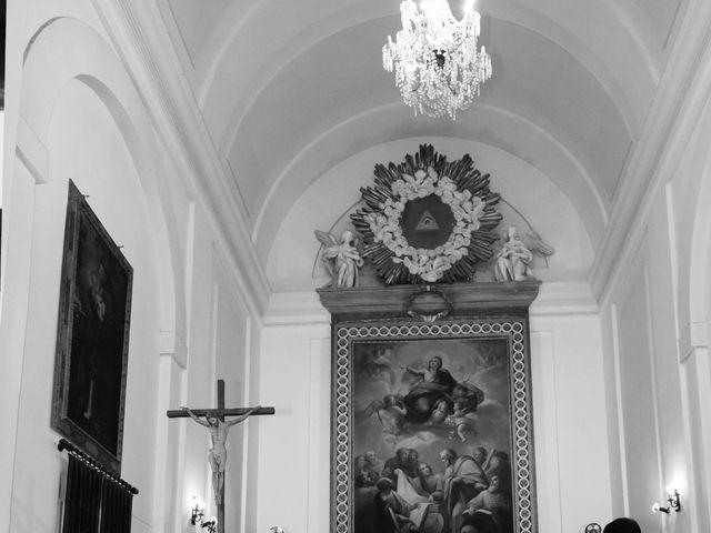 La boda de Miguel y Mise en Esquivias, Toledo 18