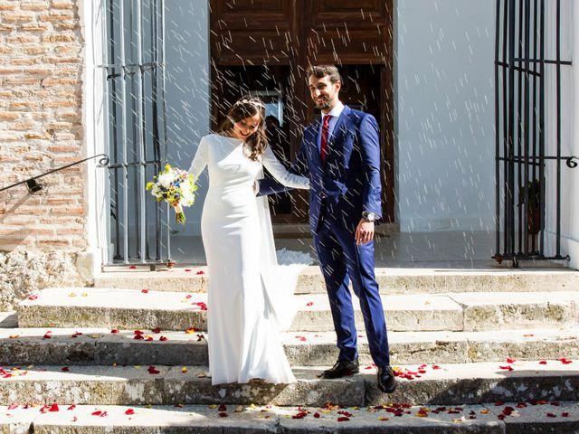 La boda de Miguel y Mise en Esquivias, Toledo 19