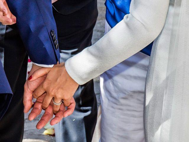 La boda de Miguel y Mise en Esquivias, Toledo 21