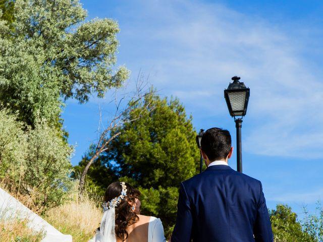 La boda de Miguel y Mise en Esquivias, Toledo 23